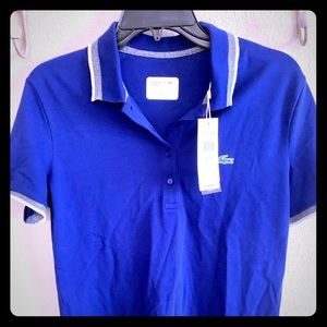 NWT Lacoste Polo Shirt